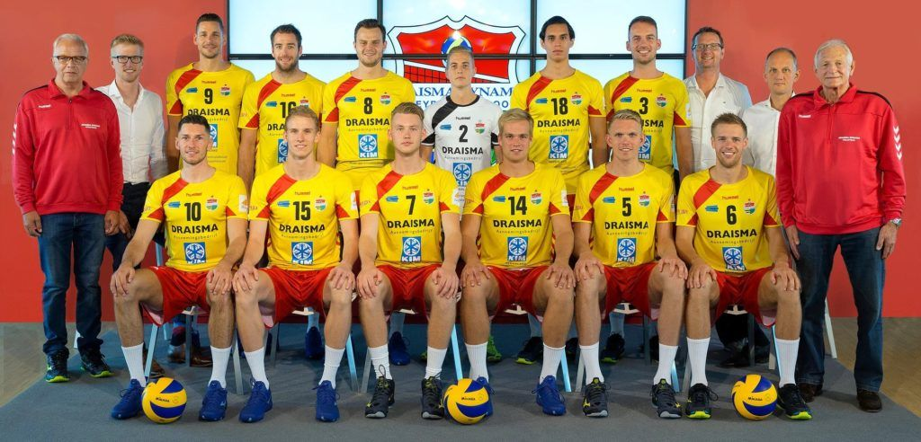 Heren-1-teamfoto