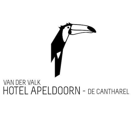 Logo Van der Valk Apeldoorn - De Cantharel