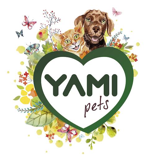 Logo Yami Pets